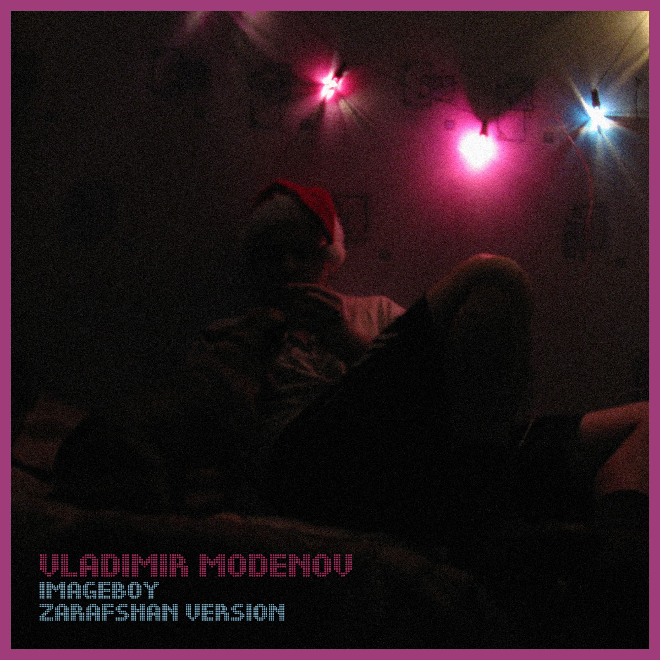 Vladimir Modenov Imageboy (Zarafshan Version)